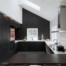 Llave Cocina Negro - Nivito 20-RH-320