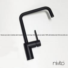 Llave Cocina Negro - Nivito 23-RH-320