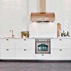 Llave Cocina Cobre - Nivito 4-CL-170
