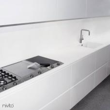 Cepillado acero agua monomando