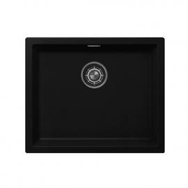 Lavabo Cocina Negro - Nivito CU-500-GR-BL