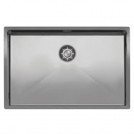 Lavabo Cocina Acero Inoxidable - Nivito CU-700-B